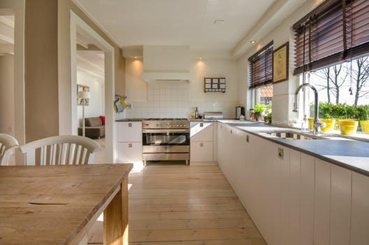 Sprzątanie kuchni bez chemii