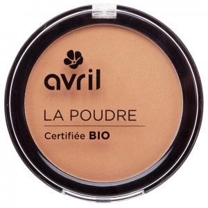 Puder brązujący BIO Caramel Dore Avril