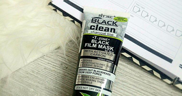 Czarna maska z węglem aktywnym – pod lupą