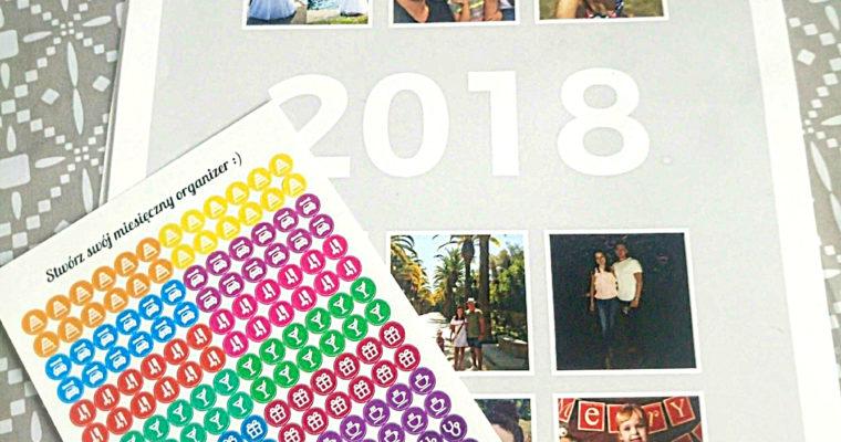 O kalendarzach na rok 2018 + rabat dla czytelników