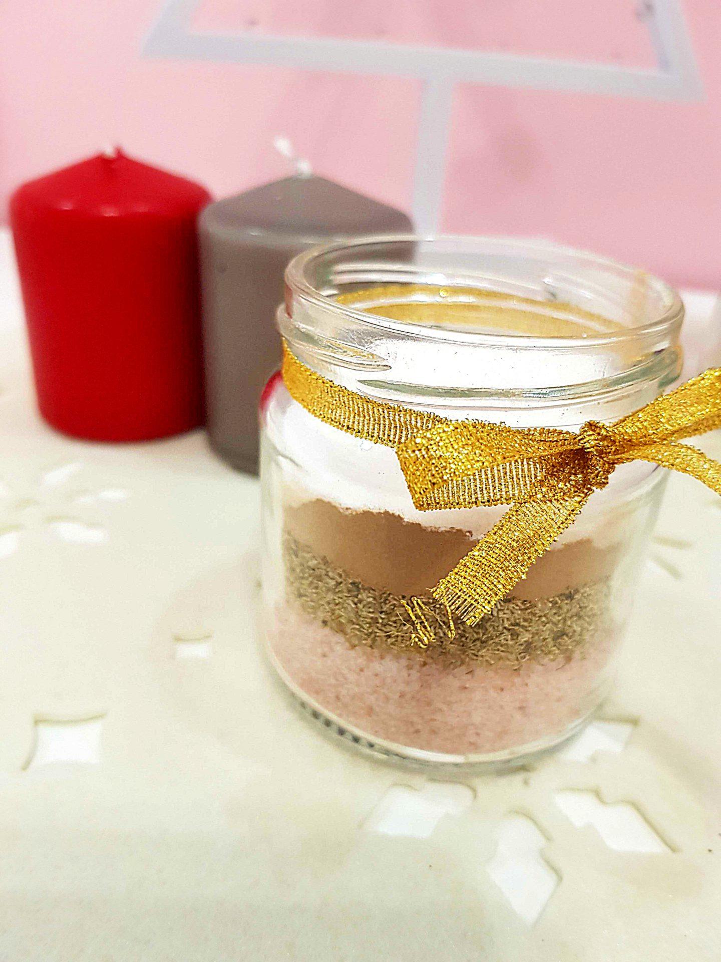 DIY – zimowa cynamonowa sól do kąpieli