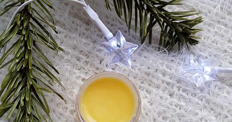 Przepis (DIY) zimowy balsam do ust