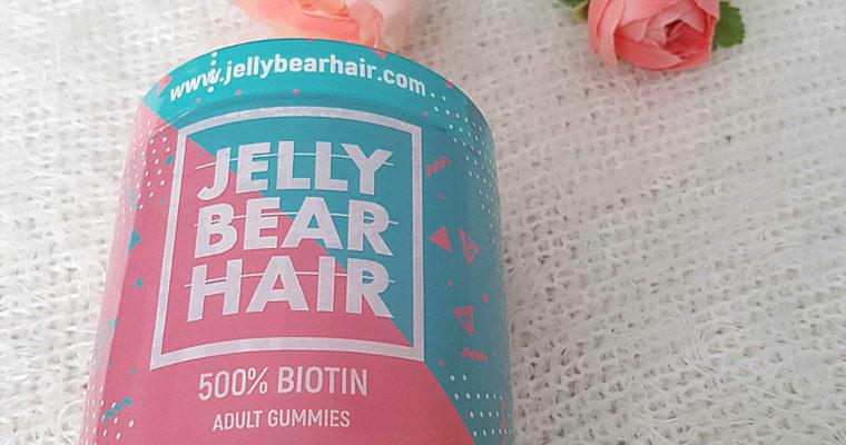 Jelly Hair Bear – moc witamin dla włosów