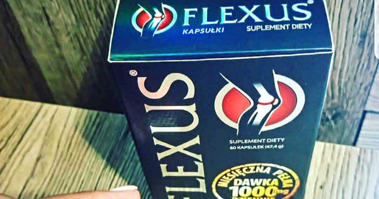 Kolagen Flexus – 3 miesięczna kuracja