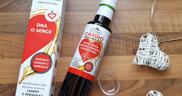 Zadbaj o serce – Mikstura Olei Cardio Dr Gaja
