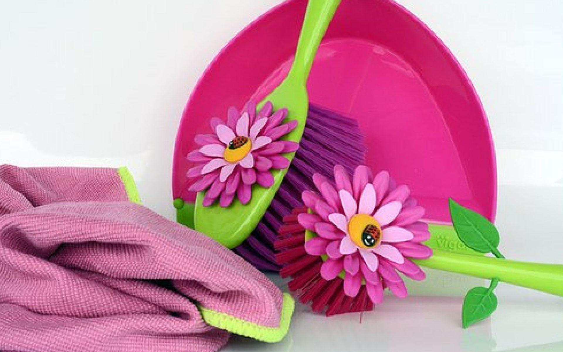 Składniki naturalnych środków czystości – zacznij robić je sam!
