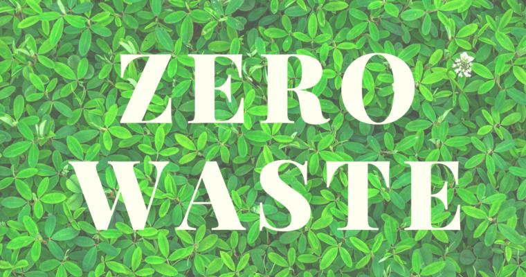 Zero waste i segregacja odpadów – dlaczego warto?