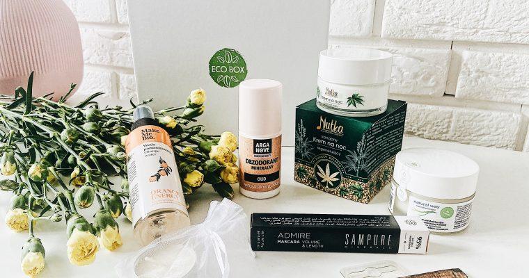 Naturalne pudełko – BeGlossy Eco Box #6
